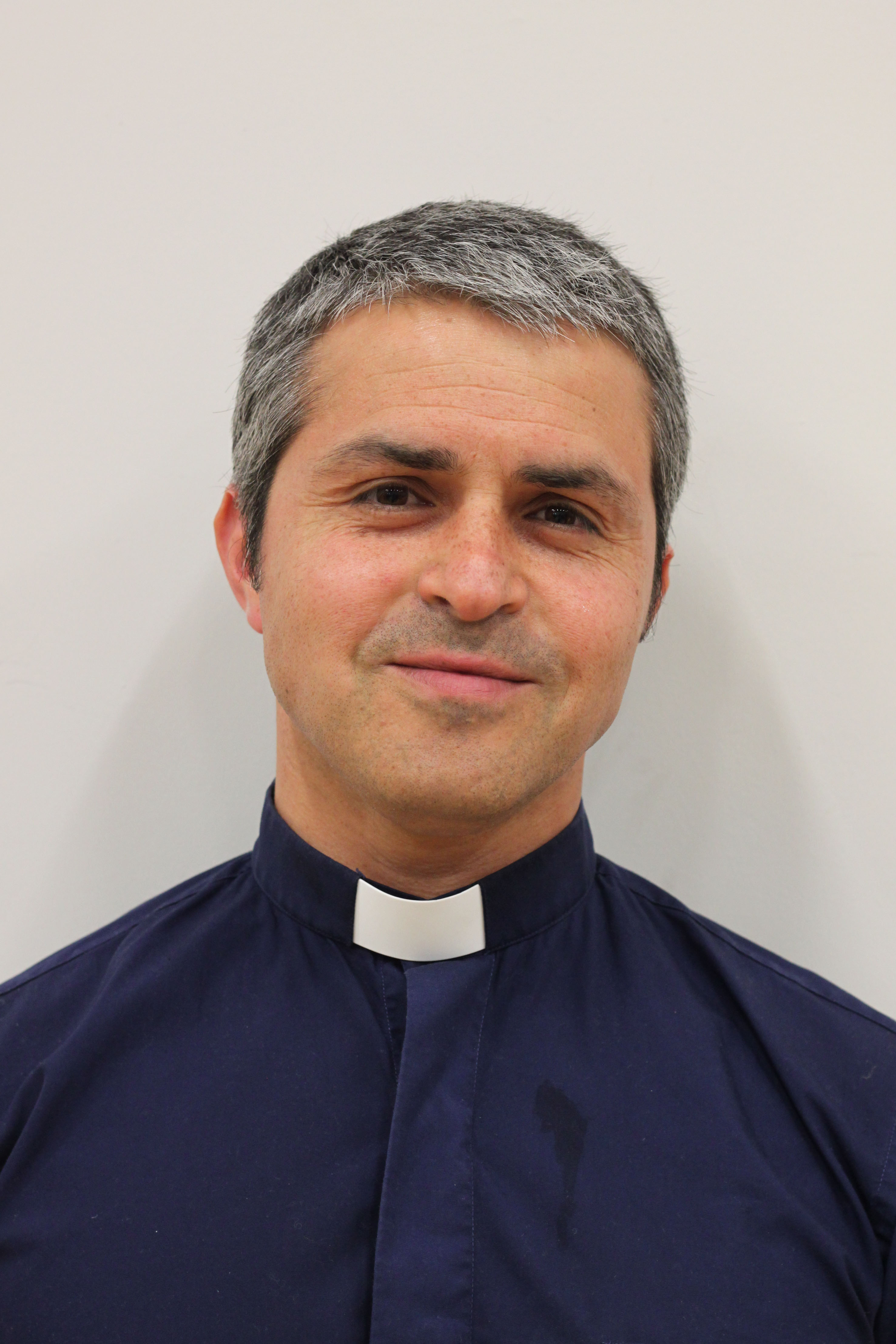 Rev. Gerardo Gimpel