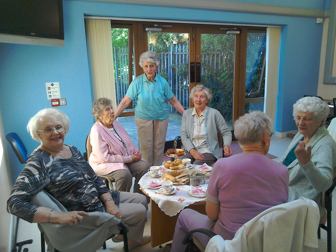 Thursday Club Outing May 2016