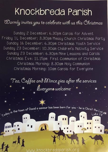 Christmas 2018 flyer